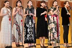 綾瀬はるか・吉岡里帆・門脇麦・杉咲花ら「エランドール賞」授賞式、華麗なドレスアップで魅了