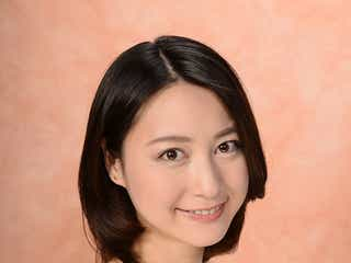 テレ朝・小川彩佳アナ、新たな司会進行に就任「未知の世界へダイブするような心持ち」