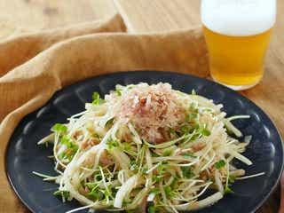 シャキシャキ「ツナと大根のさっぱりサラダ」の作り方