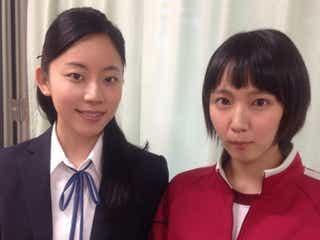 ショートヘアの吉岡里帆とJKショット 「ごめん、愛してる」大西礼芳が秘蔵写真を公開