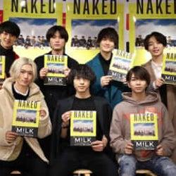 M!LK、初のファッションブック刊行記念イベントを開催