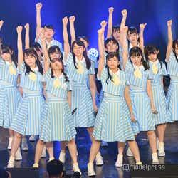 STU48「TOKYO IDOL FESTIVAL 2018」 (C)モデルプレス