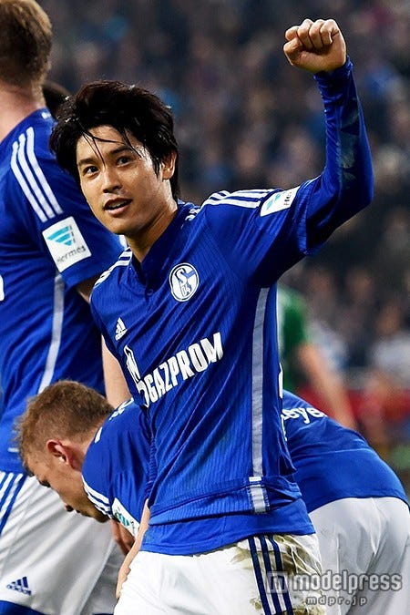 入籍を発表したサッカー内田篤人選手(C)Getty Images【モデルプレス】
