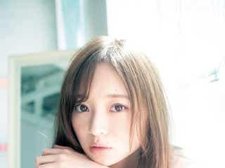 乃木坂46梅澤美波、白肌で魅了 全てを兼ね備えた美貌に釘付け