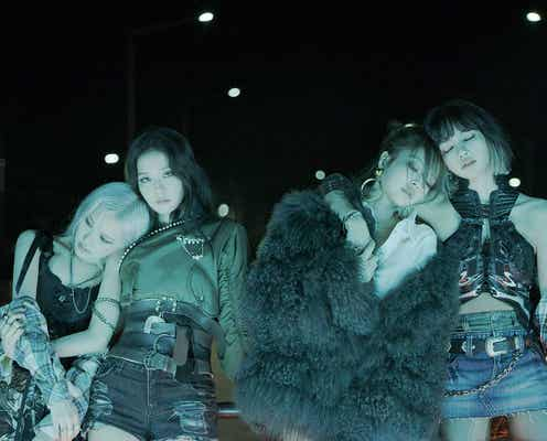 BLACKPINK、初の日本フルアルバム「THE ALBUM-JP Ver.-」決定 最新ライブ映像完全収録