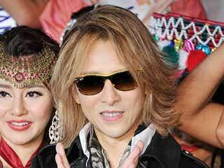 "X JAPAN・YOSHIKI、オークション出品で""高額""落札"