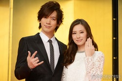 DAIGO&北川景子が結婚1周年 旅行先での2ショットに祝福殺到