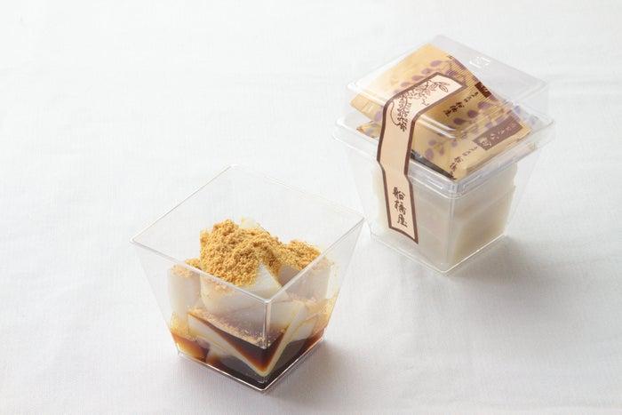 総合グランプリ:元祖くず餅 カップくず餅 6切/450円(税込)