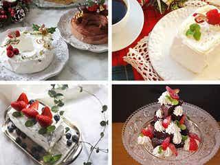 当日でもまだ間に合う!ホットケーキミックスで簡単「クリスマスケーキレシピ集」