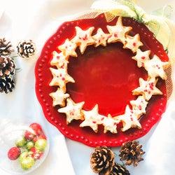 クリスマスパーティーを彩る「星のリースパイ」がお手軽簡単【柏原歩のトレンドレシピ】