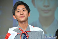 「男子高生ミスターコン2017」中部地方予選 準グランプリ長嶋輝くん(C)モデルプレス