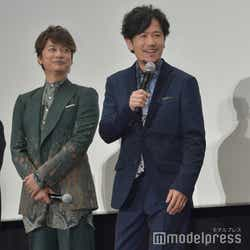 香取慎吾、稲垣吾郎 (C)モデルプレス