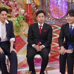 片寄涼太、徳井義実、桝太一(C)日本テレビ