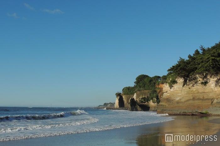 「うのしまヴィラ」そばの海/画像提供:うのしまヴィラ
