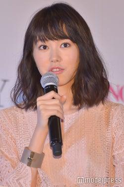 """桐谷美玲、モデル・女優・キャスター…""""理想の結婚後""""語る"""