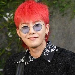 BIGBANG・G-DRAGON、除隊 1年8ヶ月ぶりにファンの前に