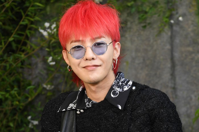 G-DRAGON/Photo by Getty Images