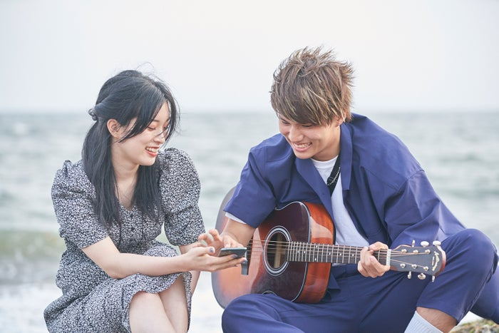 るな、そら「恋する◆週末ホームステイ LAST TEEN」(C)AbemaTV,Inc.
