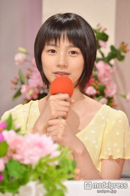 2012年7月26日、「あまちゃん」ヒロイン発表会見
