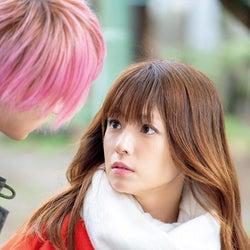 深田恭子主演ドラマ「はじこい」撮影に密着 現場で見せた表情とは