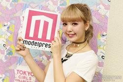 モデルプレスのインタビューに応じた藤田ニコル(C)モデルプレス