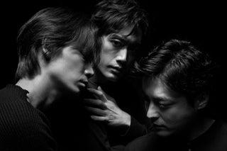 山田孝之×綾野剛×内田朝陽「THE XXXXXX(ザ・シックス)」早くも2ndシングル発表へ