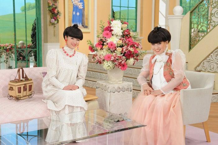 清野菜名、黒柳徹子(画像提供:テレビ朝日)
