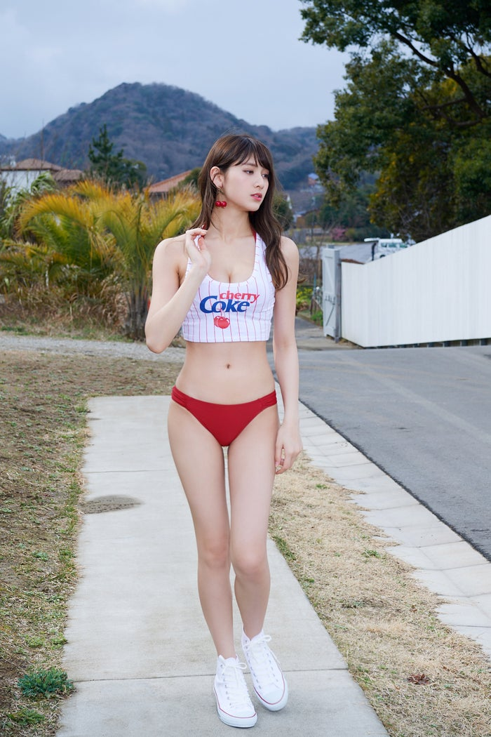 アンジェラ芽衣(C)Takeo Dec.