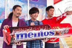 パンサー(左から)菅良太郎、向井慧、尾形貴弘 (C)モデルプレス