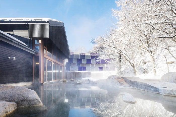 星野温泉 トンボの湯/画像提供:星野リゾート