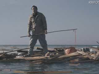 津波で3日間漂流を続けた男!実話に基づく『ドラマ 星影のワルツ』NHKで放送