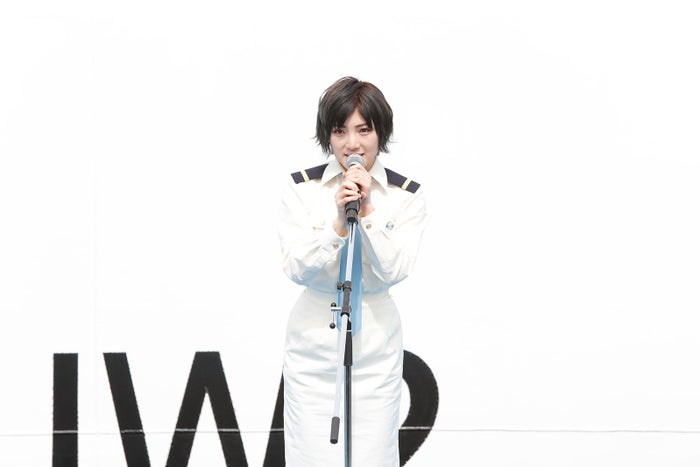 STU48 初日公演就役式(セレモニー)(C)STU