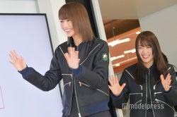 土生瑞穂、菅井友香 (C)モデルプレス