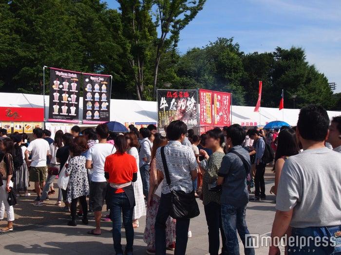 """美味しい台湾フード集結""""台湾フェス"""" かわいいアジアン雑貨も見逃せない!/画像提供:日台食文化交流実行委員会"""