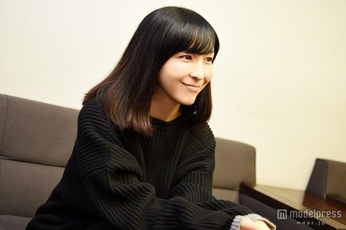 テレビ東京系ドラマ「ドラマ24怪奇恋愛作戦」でドラマ初主演を務める麻生久美子