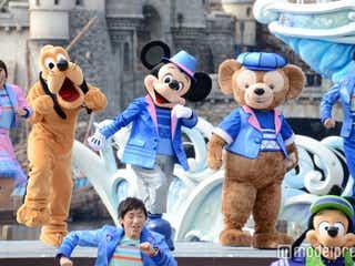 ディズニー、お揃いコスチュームが可愛い!お手本にしたくなる新ショー「カムジョイン・ユア・フレンズ」