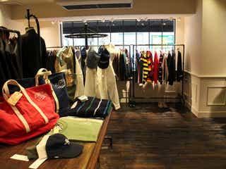 「J・プレス」 青山に初の路面店をオープン
