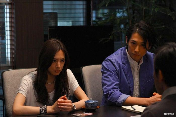 (左から)北川景子、DEAN FUJIOKA/連続ドラマ「探偵の探偵」第1話より