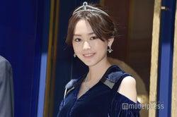桐谷美玲、三浦翔平との結婚を「NEWS ZERO」で生報告