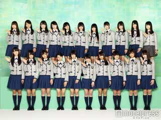 欅坂46、デビューシングル発表 握手会開催も決定