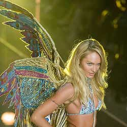 「Victoria's Secret Fashion Show 2015」に登場したキャンディス・スワンポール/photo:GettyImages【モデルプレス】
