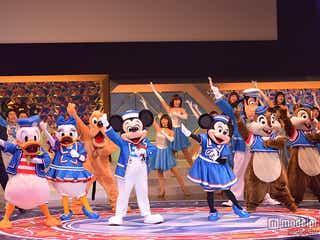ディズニー1日だけの限定ショー、シー開園15周年に向けた前日譚<「D23 Expo Japan 2015」レポ>