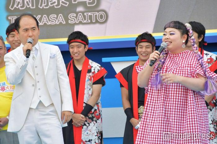 斎藤司、渡辺直美