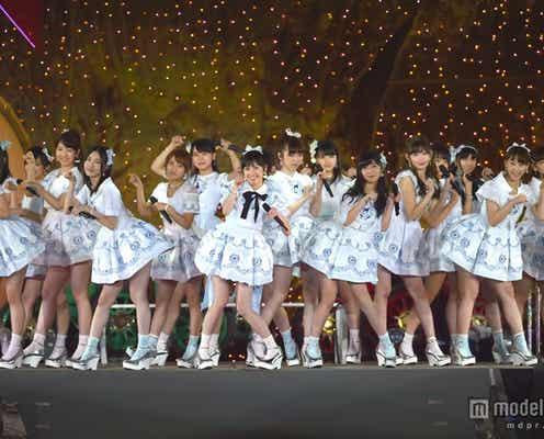 AKB48、国立で新曲初披露 センター&選抜メンバー決定