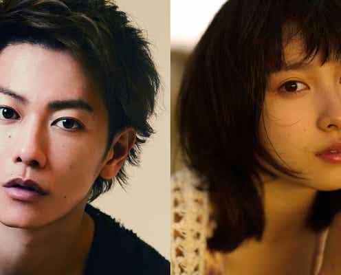佐藤健&土屋太鳳、初のカップル役 感動の実話を映画化