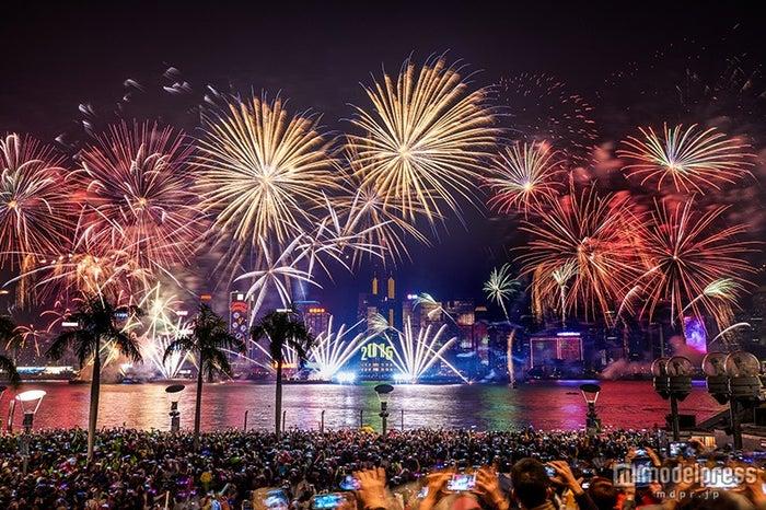 「ニューイヤー・カウントダウン・セレブレーションズ」イメージ /画像提供:香港政府観光局【モデルプレス】