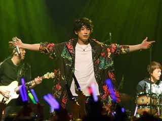"DEAN FUJIOKAが""凱旋ライブ"" サプライズに現地ファン驚き<自身初台湾公演セットリスト>"