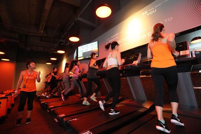 Orangetheory Fitness/画像提供:オレンジセオリー・ジャパン株式会社