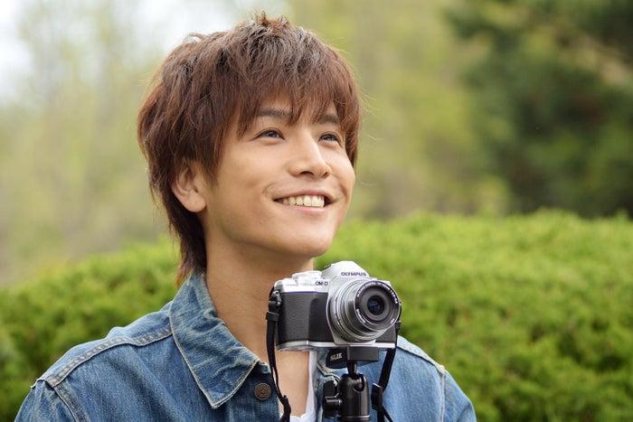 岩田剛典/「崖っぷちホテル!」より(C)日本テレビ