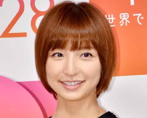 篠田麻里子、「寝る時間がなかった」多忙な日々を振り返る